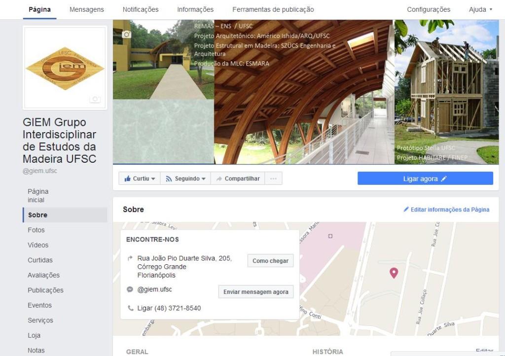 Facebook GIEM